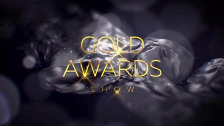 AE模板 2020年度优秀人物颁奖典礼晚会开场包装视频宣传片+音乐