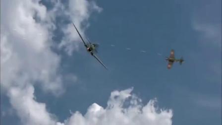 """""""国际大营救""""美国和日本空军大作战,场面太震撼"""