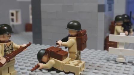 乐高二战:卡伦坦之战