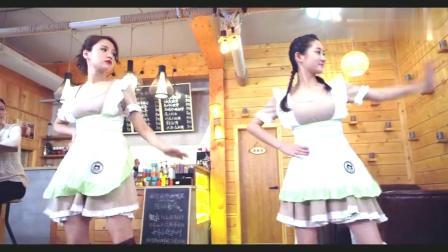 女仆咖啡厅,现在咖啡厅竟还有这样的服务,实在是高大上