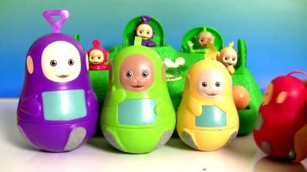 天线宝宝奇趣蛋和音乐盒