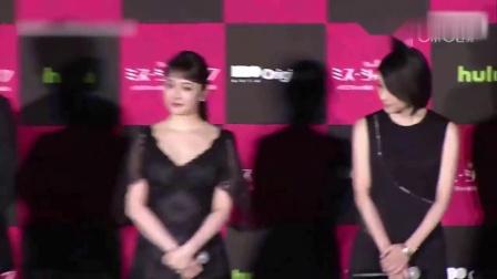 竹内结子莅临《女神探夏洛克》的东京全球首映
