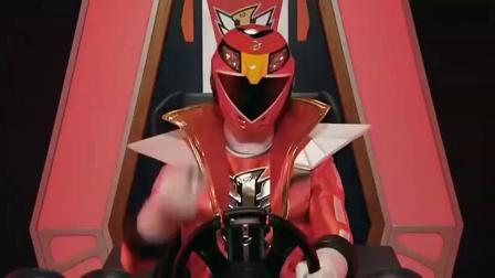 侍战队真剑者VS炎神战队轰音者 荧幕版BANG 最燃几分钟剪辑