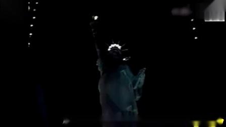 魔术揭秘:大卫科波菲尔让自由女神消失,原理並不简单
