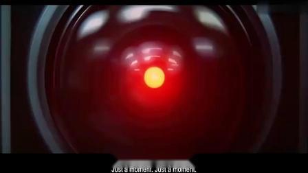 几分钟看完《2001太空漫游》,一部无人能完全看懂的科幻片