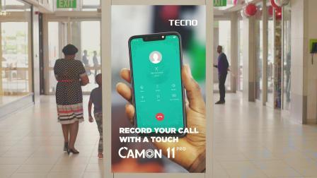 TECNO CAMON 11指纹录音功能