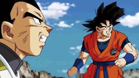 超龍珠英雄:本來只是看戲的黃金古拉被打了,他決定教訓堪巴