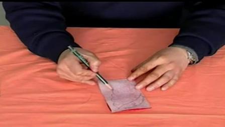剪纸教程大全 DIY剪纸教程-蝴蝶剪法 剪纸图案大全