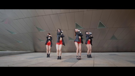 帅气中带点小清新韩舞 成人爵士舞《Dalshabet》