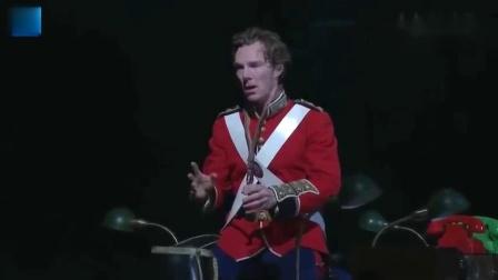 《哈姆雷特》生独白经典片段!精湛的演技,醉人的英音~