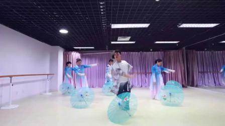 陈舞承原创舞蹈《风筝误》古典帅气