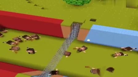 迷你世界:搞笑师徒16,俺没玩疯,这绝对是地雷陷阱,俺不上当