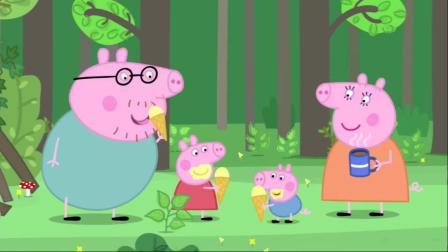 小猪佩奇第六季我们是不是马上就要到鱼塘了