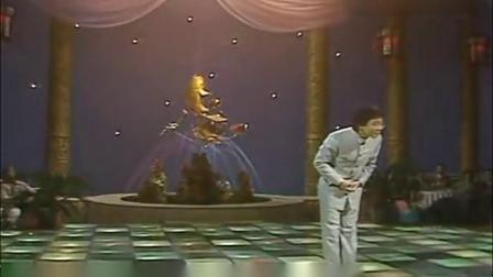 经典时刻1984年春晚香港歌手张明敏演唱《乡间的小路》