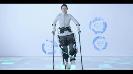 傅利叶智能 外骨骼机器人开放平台EXOPS ExoMotus下肢外骨骼机器人