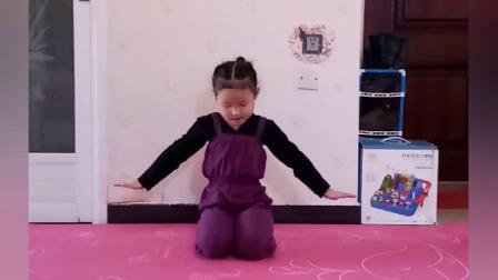 河北衡水小舞星舞蹈艺术培训中心 五岁小朋友(2018年六6月至12月学结)
