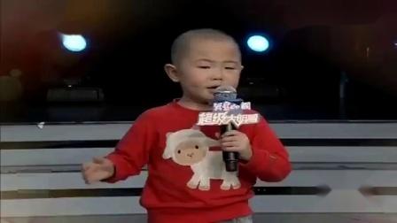 张峻豪在父亲节给李鑫唱歌,边唱边哭,哭着对李鑫说:爸爸我爱你