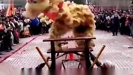 广东德庆2013闹元宵舞狮子