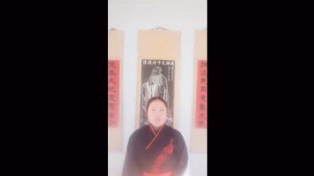 泰山道德书院闫美彤《学庸论语》包本录像