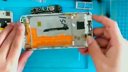 """100元掏来""""vivo""""黑屏尸体手机,拆机维修,捡到一台好手机"""