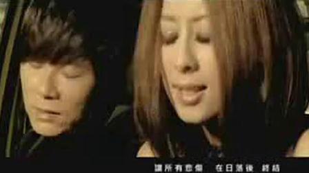 心星的泪光:杨培安携手刘虹翎合唱心星的泪光片尾曲《故事未完成》