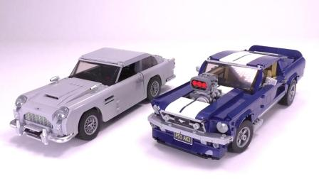 LEGO 1967 Ford Mustang Review!