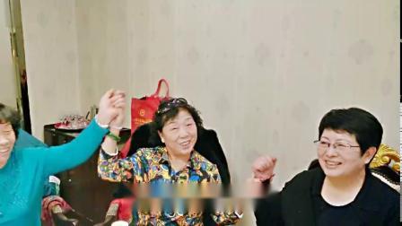 内蒙兵团九连战友欢度2019年春节(纪念呼市战友赴兵团五十周年)