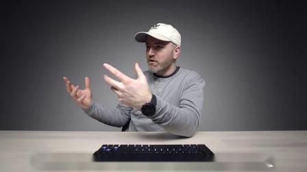 世界最薄!机械键盘 Keychron 开箱