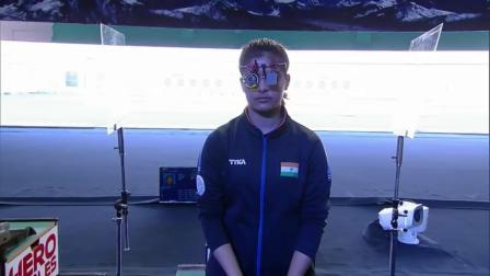 ISSF国际射联新德里世界杯-女子25米手枪决赛