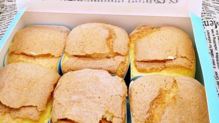北海道奶昔蛋糕盒子——出单快,易保存,无忧快递茜蓝麦视频课