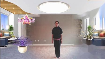 応子广场舞《云贵高原》小民族舞 团队动作演示及分解教学 编舞应子