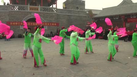 彭城镇文化艺术团正月十六闹元宵大型文艺联欢会--原始视频资料2019.2.20