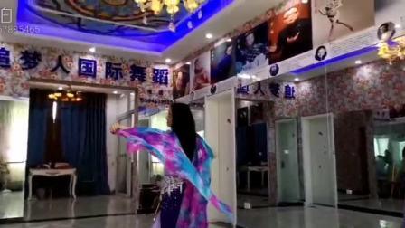 安康追梦人婚庆舞蹈培训网红王鸿飞老师小徒弟陈煜琪