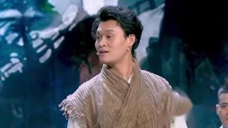 我在张云雷变身神雕大侠蹦野迪,卢鑫玉浩嘲讽小沈龙吃老本截了一段小视频
