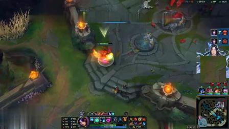 LOL卡尔:无限火力狐狸还能这么玩,可物可法,换成暴击装点点点