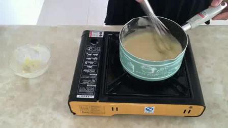 鲜奶蛋糕的做法 乳酪芝士蛋糕的做法 如何烘焙饼干