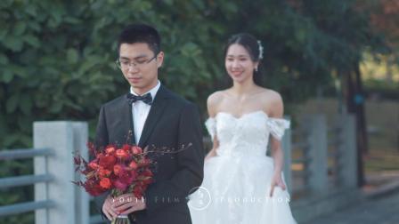 【青年映画总监档双机】婚礼电影 | 惠州凯宾斯基酒店