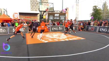 【NBA篮球直播回访】BOB体育-丹尼斯·施罗德3x3球