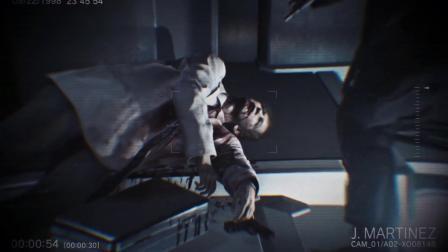 【杰夕】【生化危机2重制版】表里剧情剪辑电影:下【中文字幕】