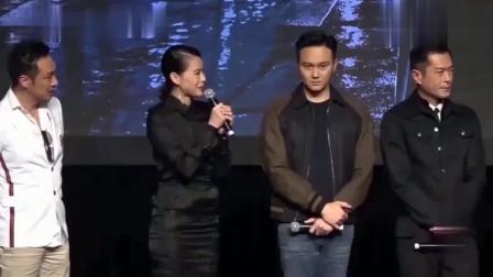 张智霖袁咏仪儿子首次出镜,全程狂飙英文,高颜值像极了妈妈!