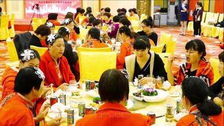潮南区妇女协会欢庆舞蹈【潮汕雅姿娘】晋级会餐活动(剪影)