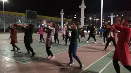 金东舞蹈队