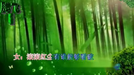 卡拉OK歌曲(DJ曲)---安东阳、司徒兰芳 - 你开心所以我快乐---制作:腾飞工作室