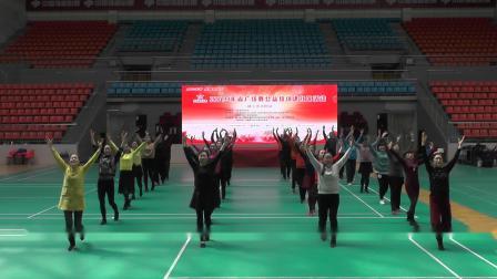 2019年丹阳市社会体育指导员广场舞培训班,我和我的祖国,东方艺术团,老年体协,群星艺术团