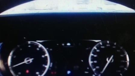 广汽传祺GM6启动发动机