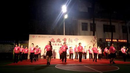 醉恋海鸥广场舞《两支鹅的情人节》演出舞蹈