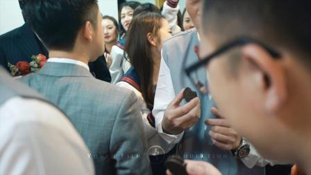 【青年映画总监档三机】婚礼快剪 | 惠州皇冠酒店