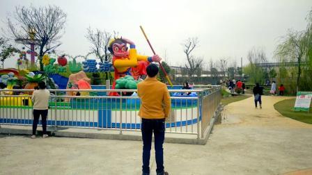 武汉市蔡甸区后官湖湿地公园