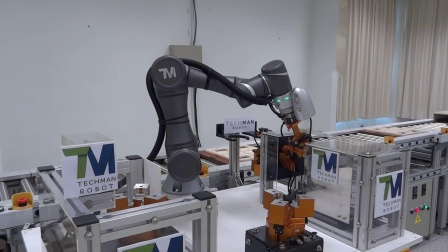 TM Robot - With RGK gripper