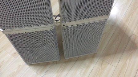 DB SOUND 10寸有源音箱测试